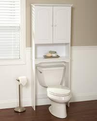 white bathroom over the toilet cabinet best bathroom decoration