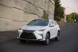 lexus rx 350 sport review 2017 lexus rx 350 review autoguide com news