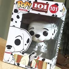 custom funko funko pop pop disney 101 dalmatians pop pop 101
