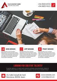 creative business flyer templates that u0027s design store