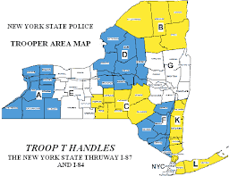 map of state of ny new york state phone numbers and coverage area map