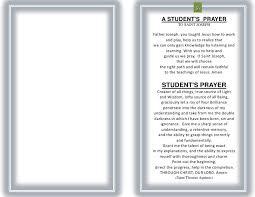 student prayer 1