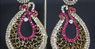 buy earrings online earrings beautiful earrings online big jhumka earrings