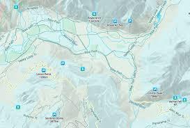 Yosemite Valley Map Walkabout Map Style Mapzen