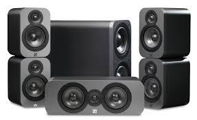 denon india home theater denon avr x4200w w q acoustics 3000 speakers 5 1