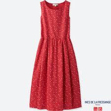 sleeveless dress women idlf linen blend a line sleeveless dress uniqlo us