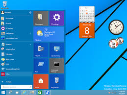 gadgets bureau windows 8 desktop gadgets and sidebar for windows 10