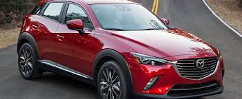 mazda lineup 2017 2017 mazda cx 3 boasts more standard equipment less costly options