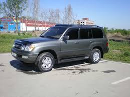 2000 lexus truck for sale 2000 lexus lx470 pictures gasoline automatic for sale