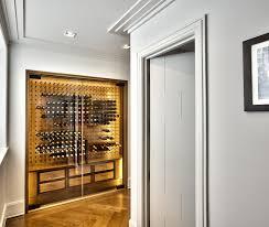 floor to ceiling glass doors glass enclosed wine cellars u2013 stact wine racks