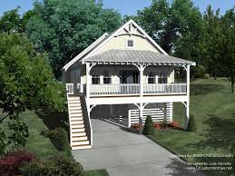 Small Beach Cottage House Plans Waterfront Out Of Bank Foreclosure Key West Style Stilted
