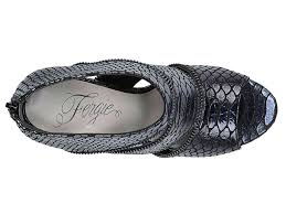 fergie amelia sandal in black lyst