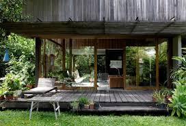giardini interni casa la fusione fra lo spazio esterno e interno nella casa di buenos