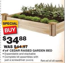 home depot and black friday more home depot spring u201cblack friday u201d picks raised garden bed