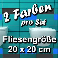 fliesenfolie badezimmer fliesenaufkleber 1qm fliesenfolie badezimmer 20x20