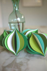 attractive ornaments from paper paper ornaments ornament and