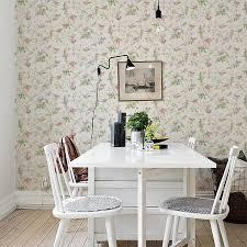 papier peint de cuisine faut il oser le papier peint en cuisine madame figaro