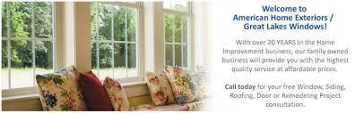 American Home Design Windows Great Lakes Windows Milwaukee Replacement Windows Brookfield