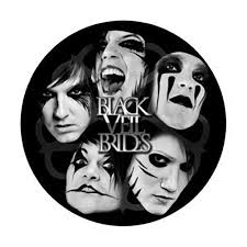 black veil black veil brides button