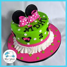 minnie mouse birthday cake mouse birthday cake blue sheep bake shop