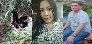 tanpa busana sepasang mayat bukan suami istri tewas di semak semak
