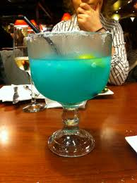 blue margarita mega drinks the lost traveler