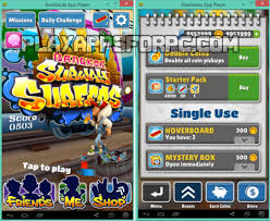 hacked subway surfers apk subway surfers thailand bangkok hacked apk play apps for pc