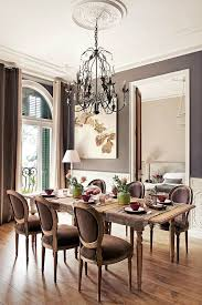 dining room brown dining room with damask ideas pictures for small