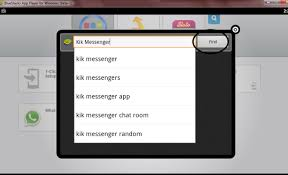 kik app free for android kik messenger free