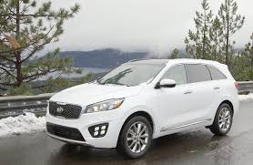 suv kia 2015 kia sorento plus size crossover suv get off the road groovecar