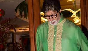 film it amitabh bachchan shares first look from new film and it could be