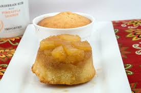 rum pineapple upside down cakes a foodie affair