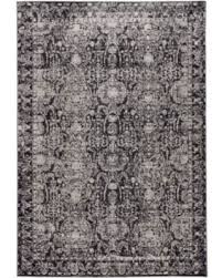 Charcoal Gray Area Rug Big Deal On Bungalow Diana Charcoal Gray Area Rug
