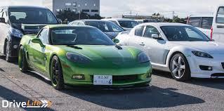 stanced jeep liberty tokyo auto salon 2017 part 3 car parks and rec drive life