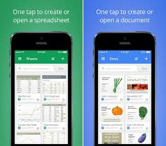 Google Spreadsheet App Google Launches New Ios Apps For Google Docs And Sheets Mac Rumors