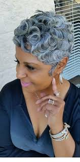 black women short grey hair appealing short haircuts for ladies over 50 short hairstyles 2018