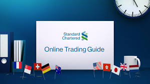 online trading standard chartered singapore
