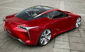 lexus lf lc vision gt feature flick lexus lf lc concept steals show from lfa supercar