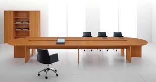 Large Oval Boardroom Table Stratus High End Italian Boardroom Table