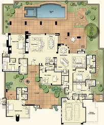 hacienda style homes floor plans plans for hacienda style homes home design and style
