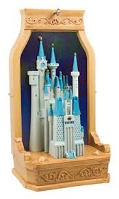 hallmark 2016 ornament cinderella s castle
