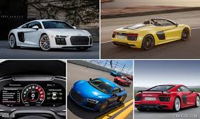 2016 audi r8 coupe v10 plus selection 24h caricos com