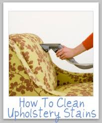 how to clean upholstery tips and
