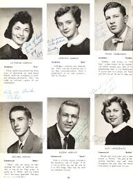 online high school yearbook duryea pennsylvania historical homepage 1955 duryea high school