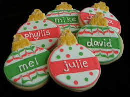 personalized ornament cookies a how to bake at 350