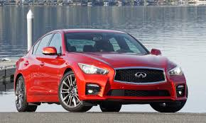 on the road review infiniti 2017 infiniti q50 red sport 400 review autonxt