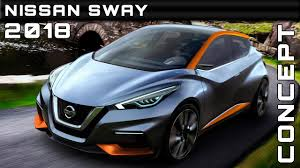 nissan leaf india launch 2018 nissan sway concept review rendered price specs release date