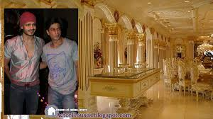 shahrukh khan home interior actorhouses house of sharukh khan