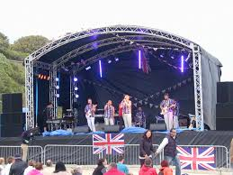 Hire Outdoor Lighting - p a u0027court stage and theatre lighting and equipment hire