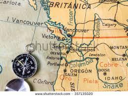 map of southeast canada map southeast canada written misspellings stock photo